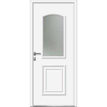 porte d 39 entr e porte d 39 entr e sur mesure porte pvc bois. Black Bedroom Furniture Sets. Home Design Ideas