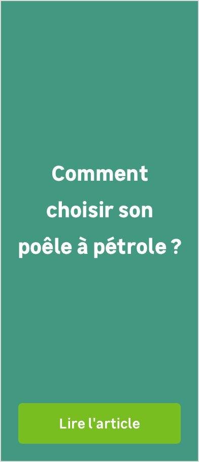 Poêle à Pétrole Chauffage Pétrole Au Meilleur Prix Leroy