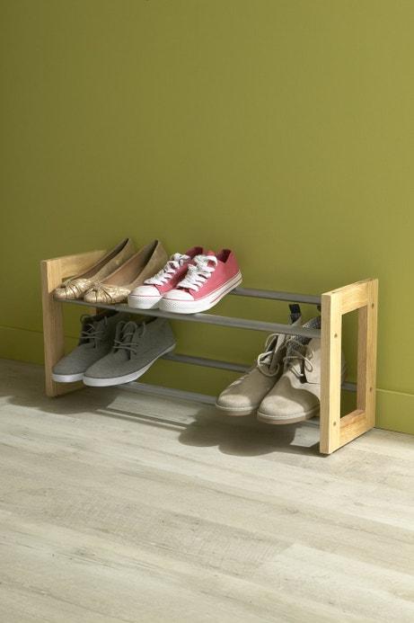 Des astuces pour ranger vos chaussures leroy merlin - Astuce pour ranger les chaussures ...