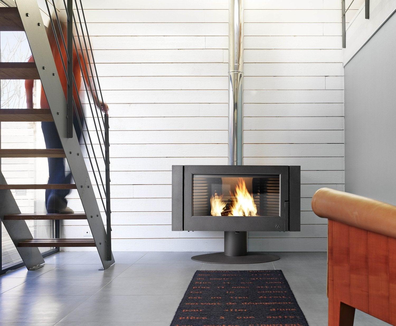 un po le bois sur lev et m lang aux carreaux de ciment. Black Bedroom Furniture Sets. Home Design Ideas