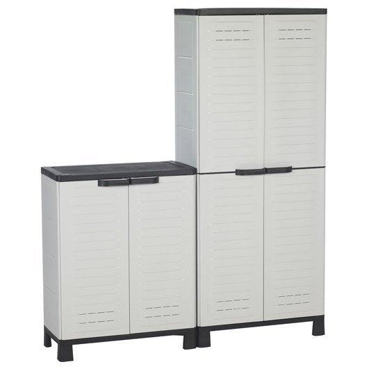 Etagère et armoire utilitaire - Armoire métallique - Rangement ...