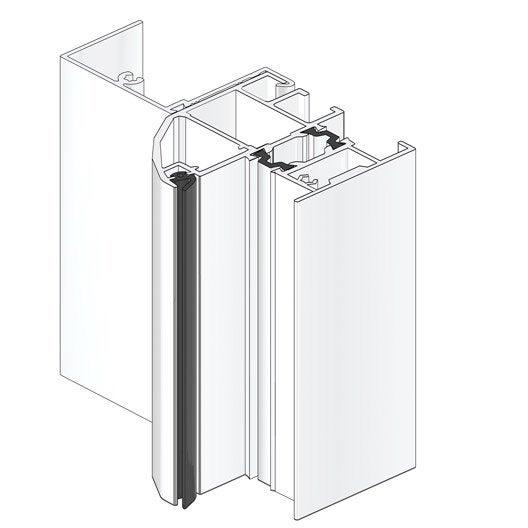 Tap e d 39 isolation pour porte d 39 entr e x cm renodoor leroy merlin - Isolation porte d entree ...