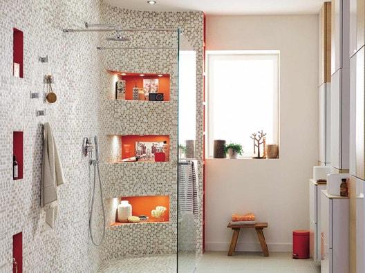 id es et projets d co am nagement salle de bains leroy. Black Bedroom Furniture Sets. Home Design Ideas
