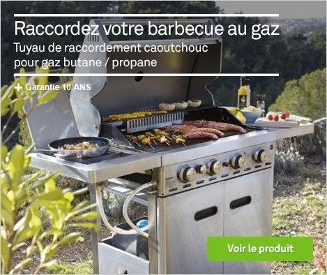 HOP Raccorder votre barbecue au gaz