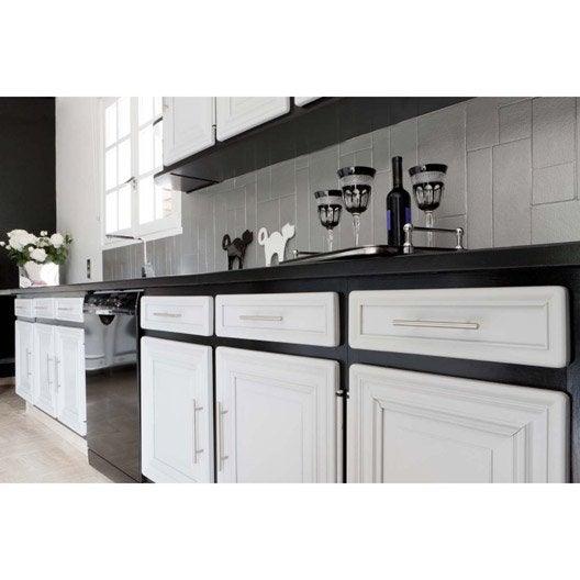 Peinture d colab meuble de cuisine 100 r sist v33 gris mangan se 2 l leroy merlin - Peinture v33 meuble cuisine ...