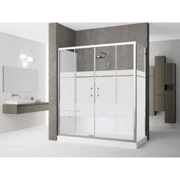 Comment poser une paroi dans une douche l italienne leroy merlin - Remplacement baignoire par douche prix ...