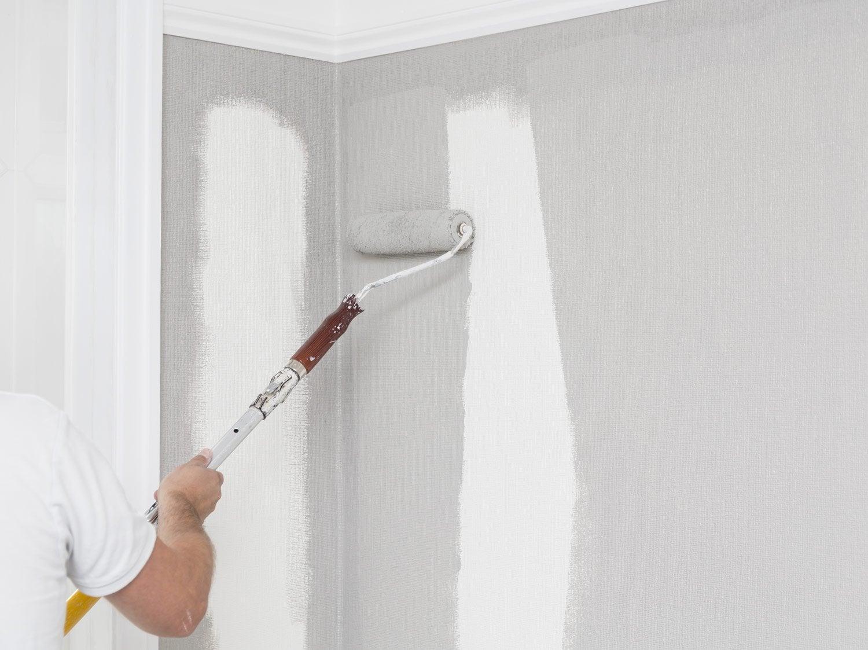 Papier A Peindre Epais comment remplacer ou peindre un papier peint ? | leroy merlin