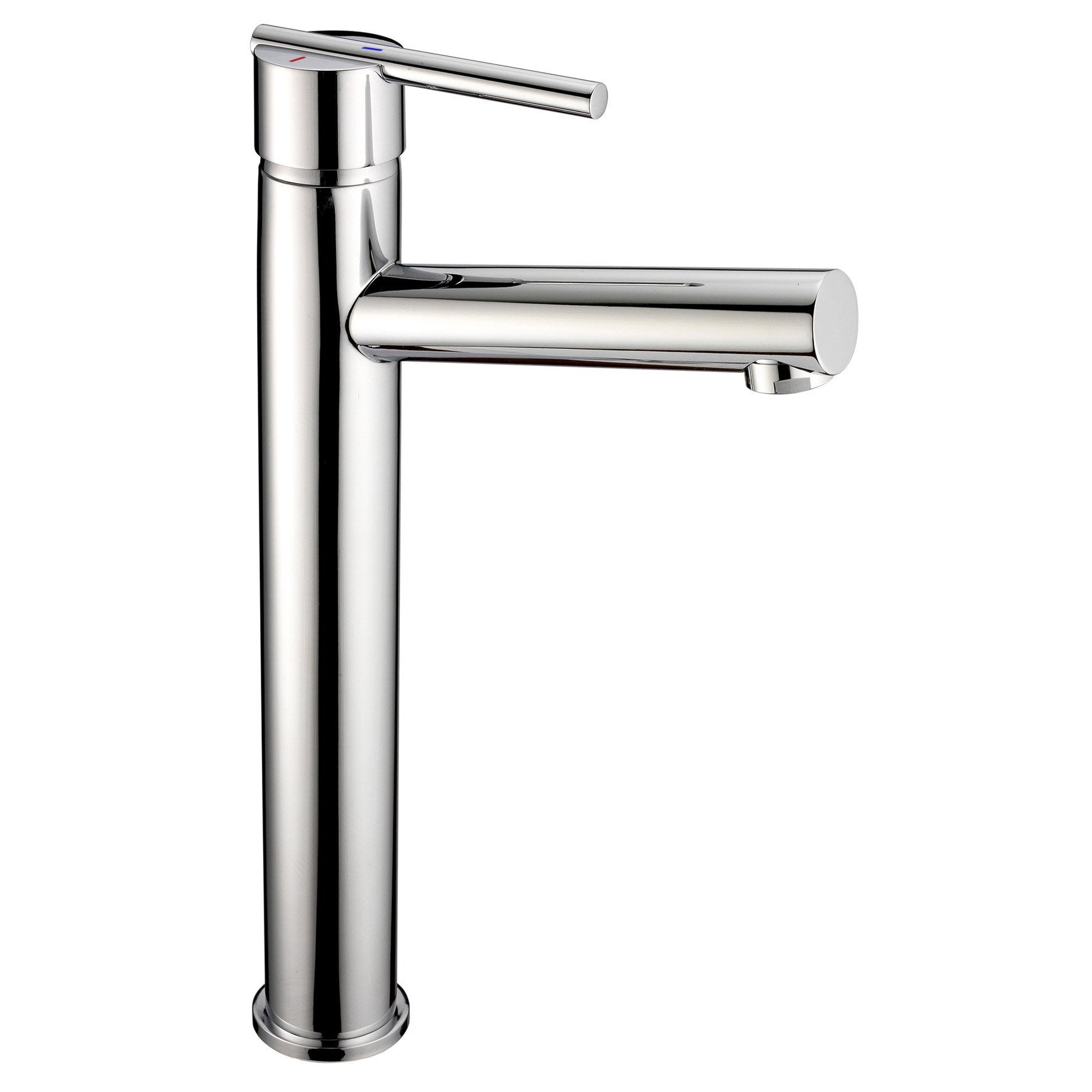 Mitigeur de lavabo chromé chromé, SENSEA Filea