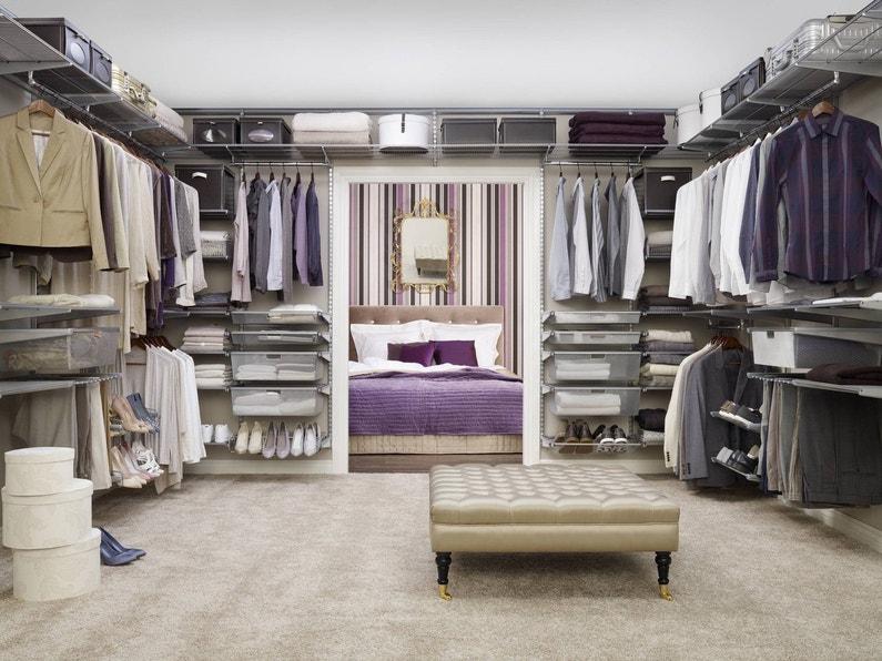 Dressing & Rangement  aménagement, étagères, portes de
