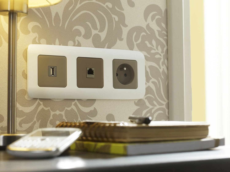 interrupteurs et prises tendance d co leroy merlin. Black Bedroom Furniture Sets. Home Design Ideas