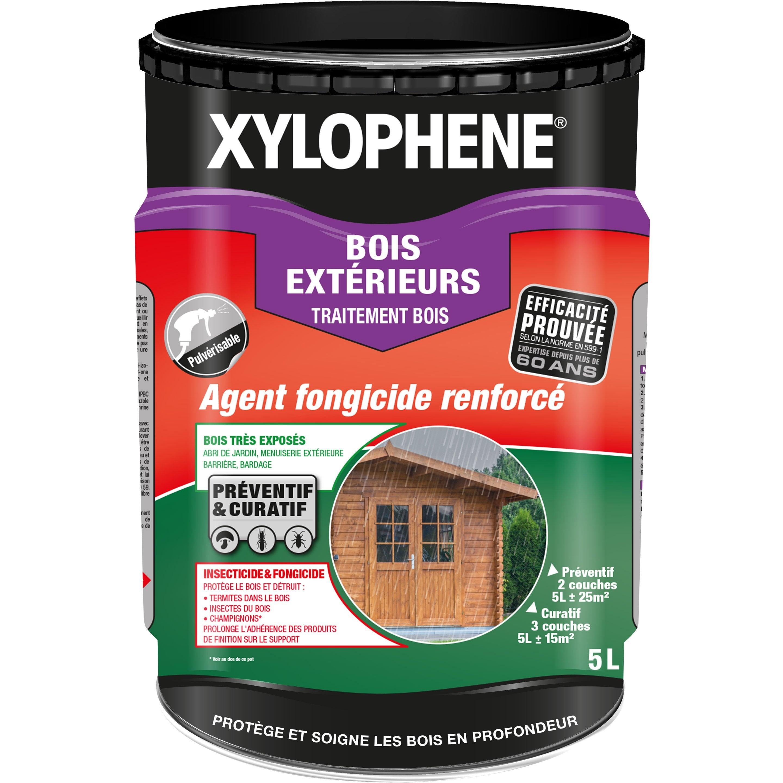 überlegen Traitement Du Bois Extérieur XYLOPHENE Premium 25 Ans, ...