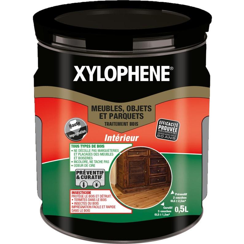 Traitement Du Bois Meuble Xylophene Premium 25 Ans 05 L