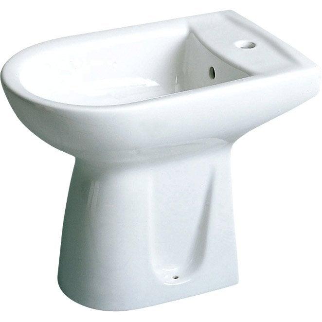 Bidet Ceramique Blanc Odyssee Leroy Merlin