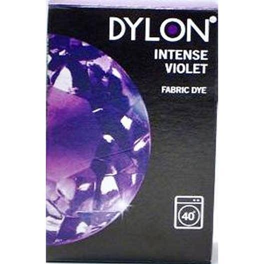 teinture textile dylon violet poudre 200 g leroy merlin. Black Bedroom Furniture Sets. Home Design Ideas