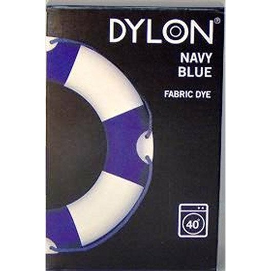 teinture textile dylon bleu marine poudre 200 g leroy merlin. Black Bedroom Furniture Sets. Home Design Ideas
