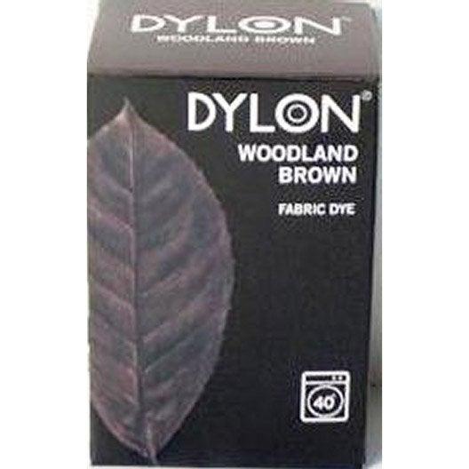 teinture textile dylon cacao poudre 200 g leroy merlin. Black Bedroom Furniture Sets. Home Design Ideas