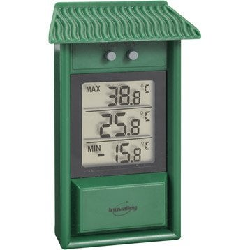 Thermomètre intérieur ou extérieur INOVALLEY 312elv