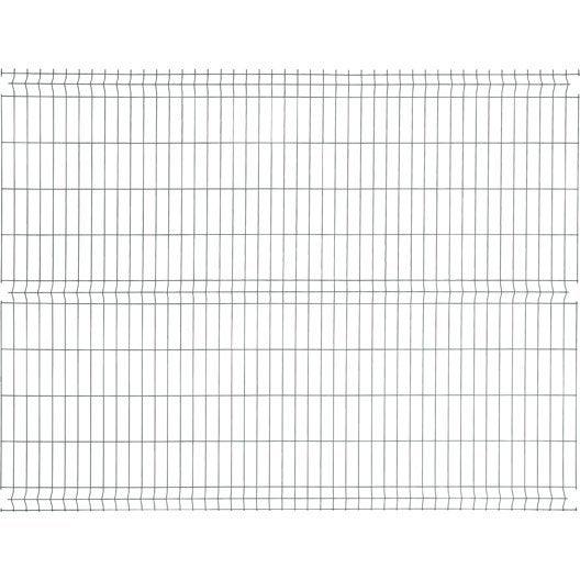 panneau grillag soud naterial maille h 200 x l 55 m. Black Bedroom Furniture Sets. Home Design Ideas