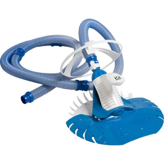 Robot de piscine hydraulique aspiration zodiac t5 for Aspirateur piscine zodiac