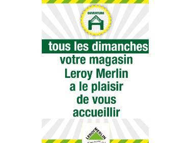 Leroy Merlin St Denis St Denis La Plaine Retrait 2h Gratuit En