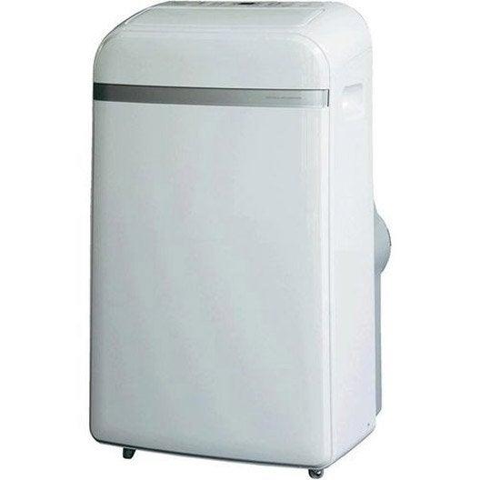 Climatiseur mobile climatiseur mobile ventilateur et chauffage d 39 appoi - Climatiseur leroy merlin ...
