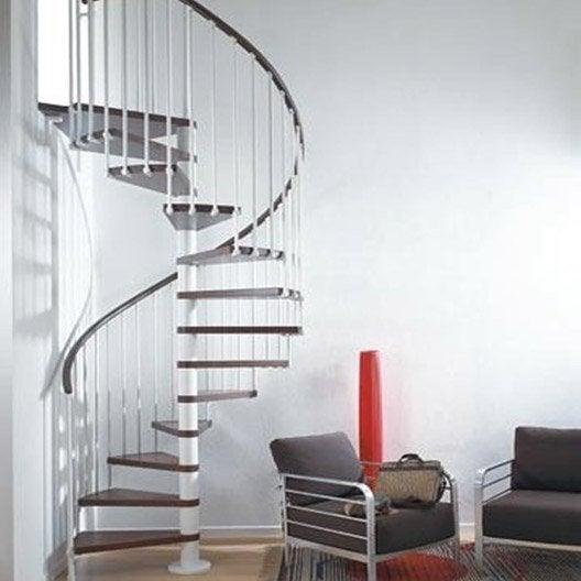 Escalier leroy merlin for Escalier helicoidal leroy merlin