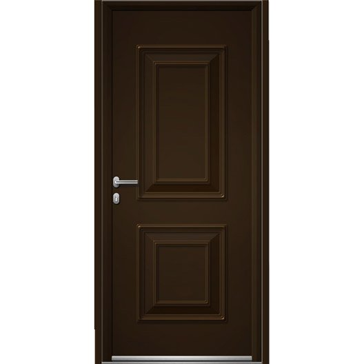 porte entree alu leroy merlin maison design. Black Bedroom Furniture Sets. Home Design Ideas