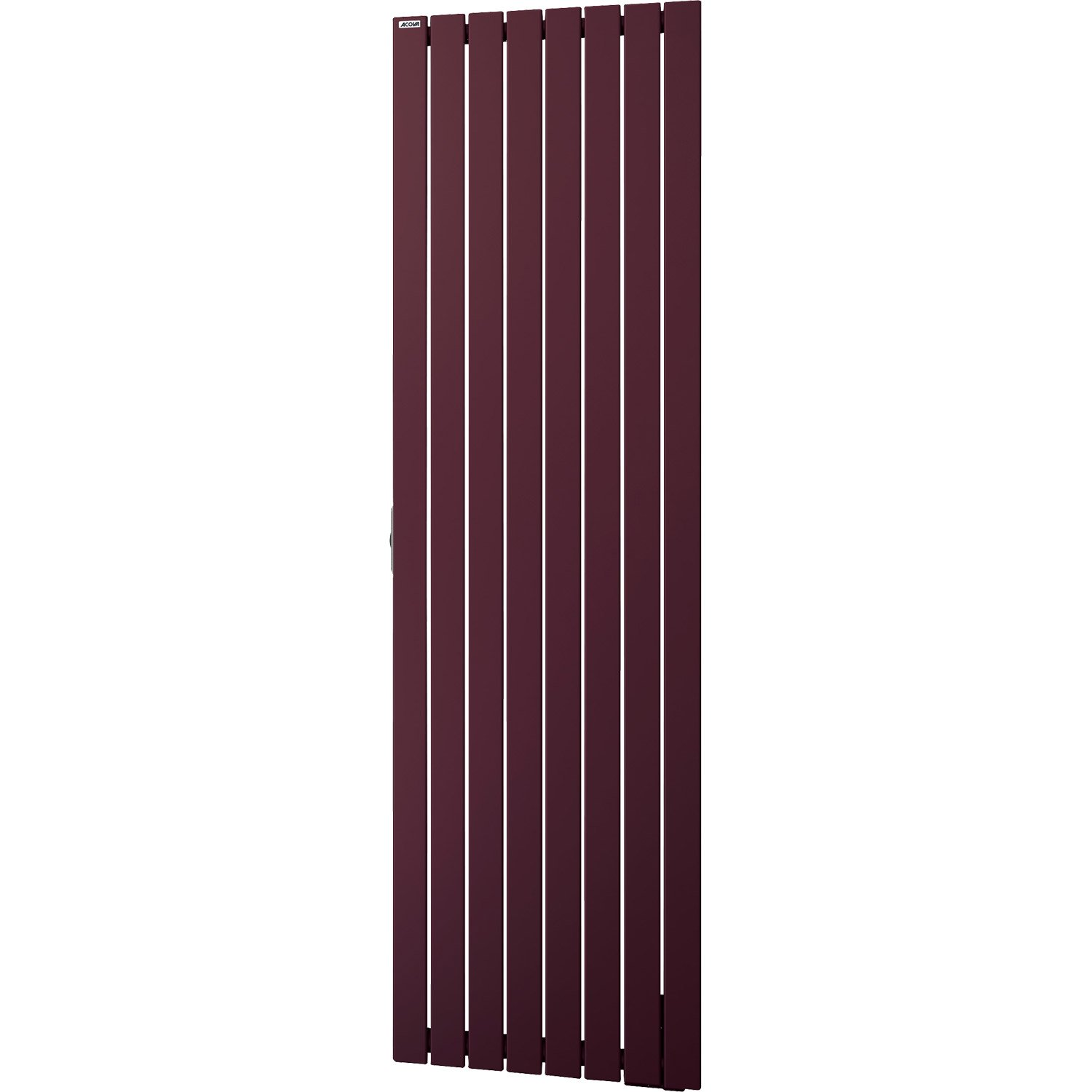 radiateur lectrique inertie fluide acova lina 1500 w leroy merlin. Black Bedroom Furniture Sets. Home Design Ideas