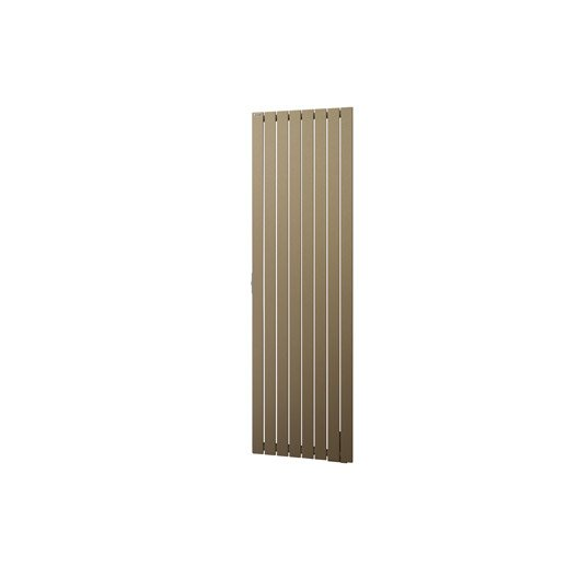 radiateur lectrique inertie fluide acova lina beige quar vertical 1000 w leroy merlin. Black Bedroom Furniture Sets. Home Design Ideas
