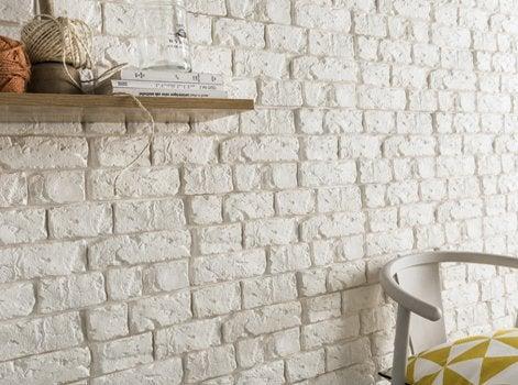 pierres de parement leroy merlin plaquette de parement pierre naturelle blanc petra with. Black Bedroom Furniture Sets. Home Design Ideas