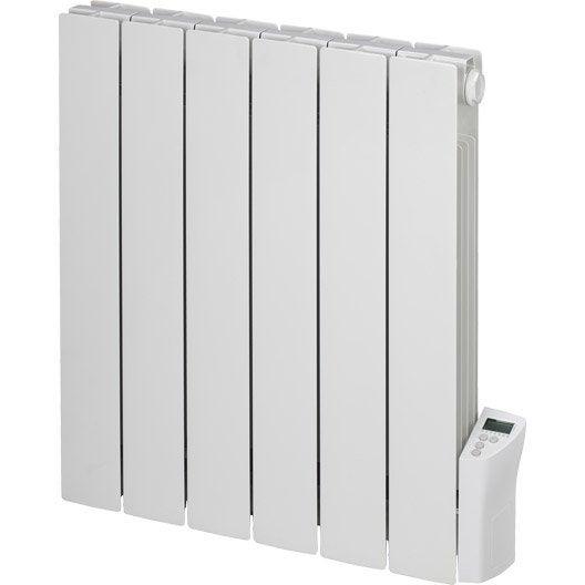 radiateur électrique à inertie fluide 1500 w | leroy merlin