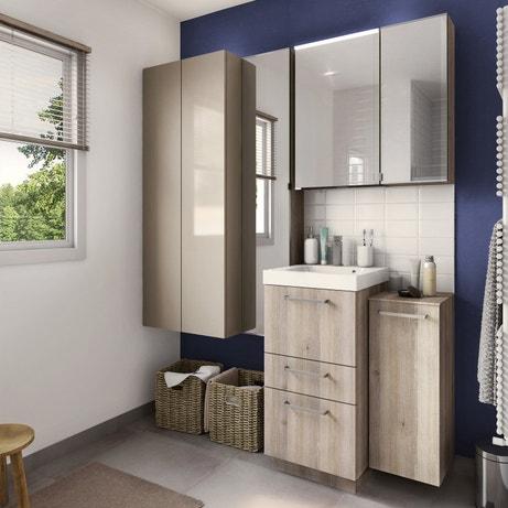Un espace de rangement optimisé dans votre salle de bains