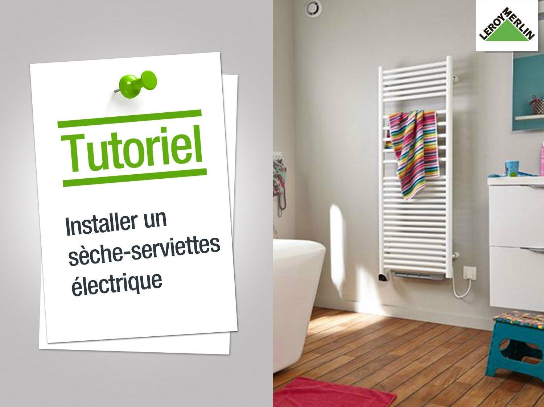 radiateur s che serviettes chaudi re r gulation et climatiseur leroy merlin. Black Bedroom Furniture Sets. Home Design Ideas