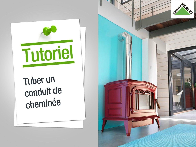 foyer bois fa ade droite bronpi londres poe47 19 kw leroy merlin. Black Bedroom Furniture Sets. Home Design Ideas
