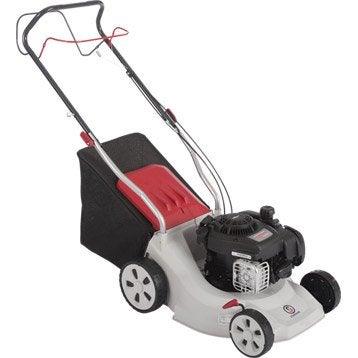 Tondeuse essence outils pour tondre la pelouse essence thermique mulching jardinage - Leroy merlin jardin tondeuse villeurbanne ...