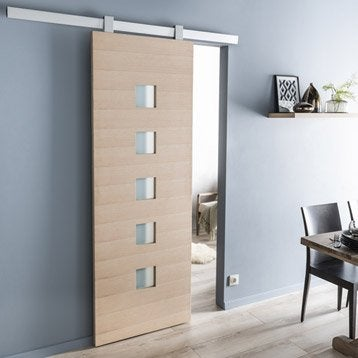 Ensemble porte coulissante porte galandage porte for Leroy merlin portes coulissantes