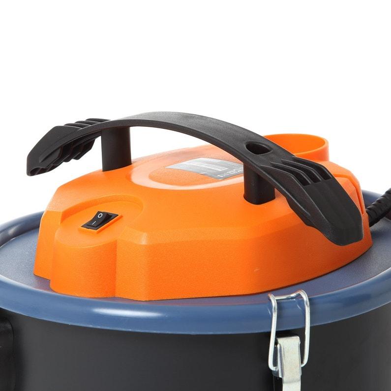 aspirateur de cendres dexter power 20 l leroy merlin. Black Bedroom Furniture Sets. Home Design Ideas