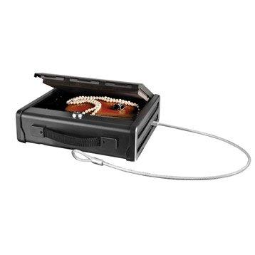 Minicoffre MASTERLOCK Minisafe à poser, H.8.3 x l.28.8 x P.25.5 cm