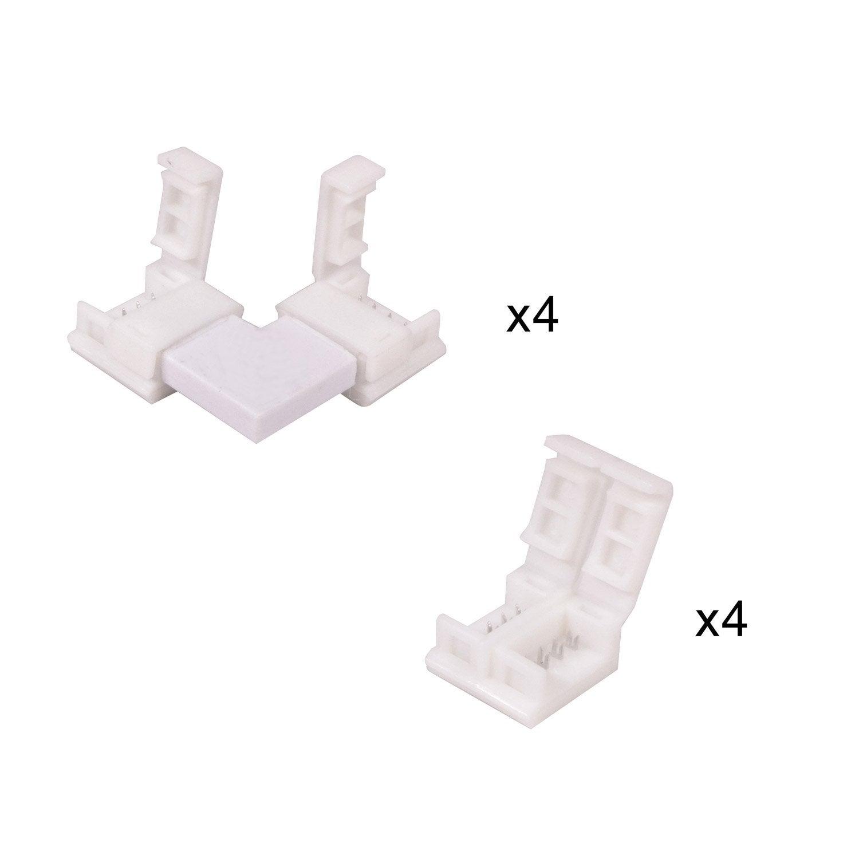 Kit De 8 Connecteurs Pour Ruban Led Ledflexi Inspire