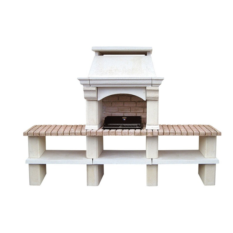 Barbecue Hairie Mons Gm 2 Tables