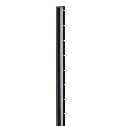 poteau sceller axor noir x l 4 8 cm leroy merlin. Black Bedroom Furniture Sets. Home Design Ideas