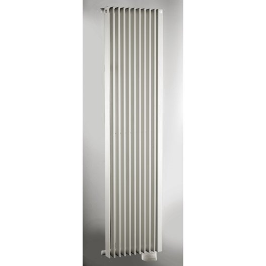 radiateur lectrique inertie fluide deltacalor space 1500w leroy merlin. Black Bedroom Furniture Sets. Home Design Ideas