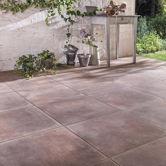 Carrelage exterieur leroy merlin catalogue - Carrelage terrasse leroy merlin ...