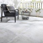 Carrelage sol perle effet pierre Dolce vita l.60 x L.60 cm