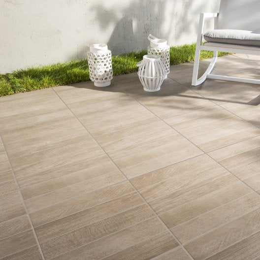 Carrelage ext rieur carrelage pour terrasse leroy merlin for Carrelages exterieur leroy merlin