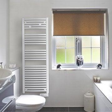 Sèche-serviettes électrique à inertie fluide SAUTER Goreli 500 W