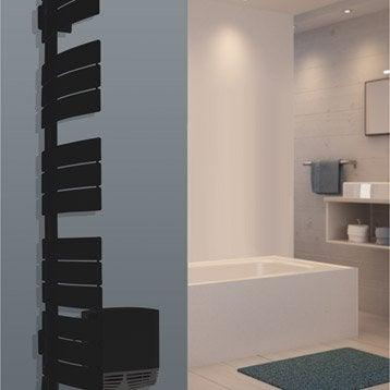 Sèche-serviettes électrique SAUTER Venise 3CS pivotant gauche 1000 + 1000 W