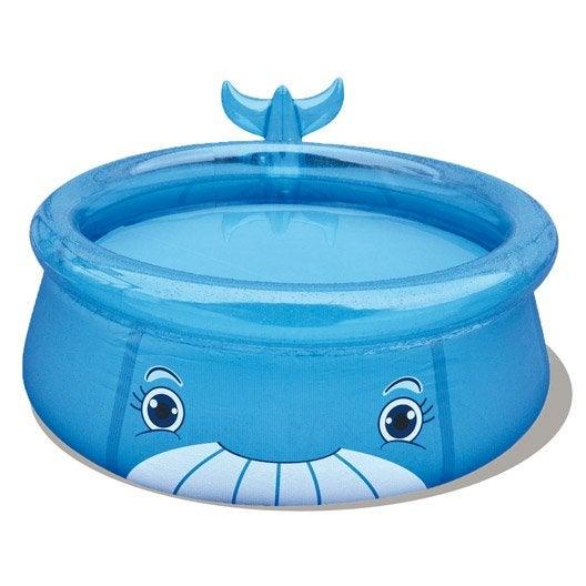 Piscine piscine hors sol bois gonflable tubulaire for Piscine hors sol diametre 3 50