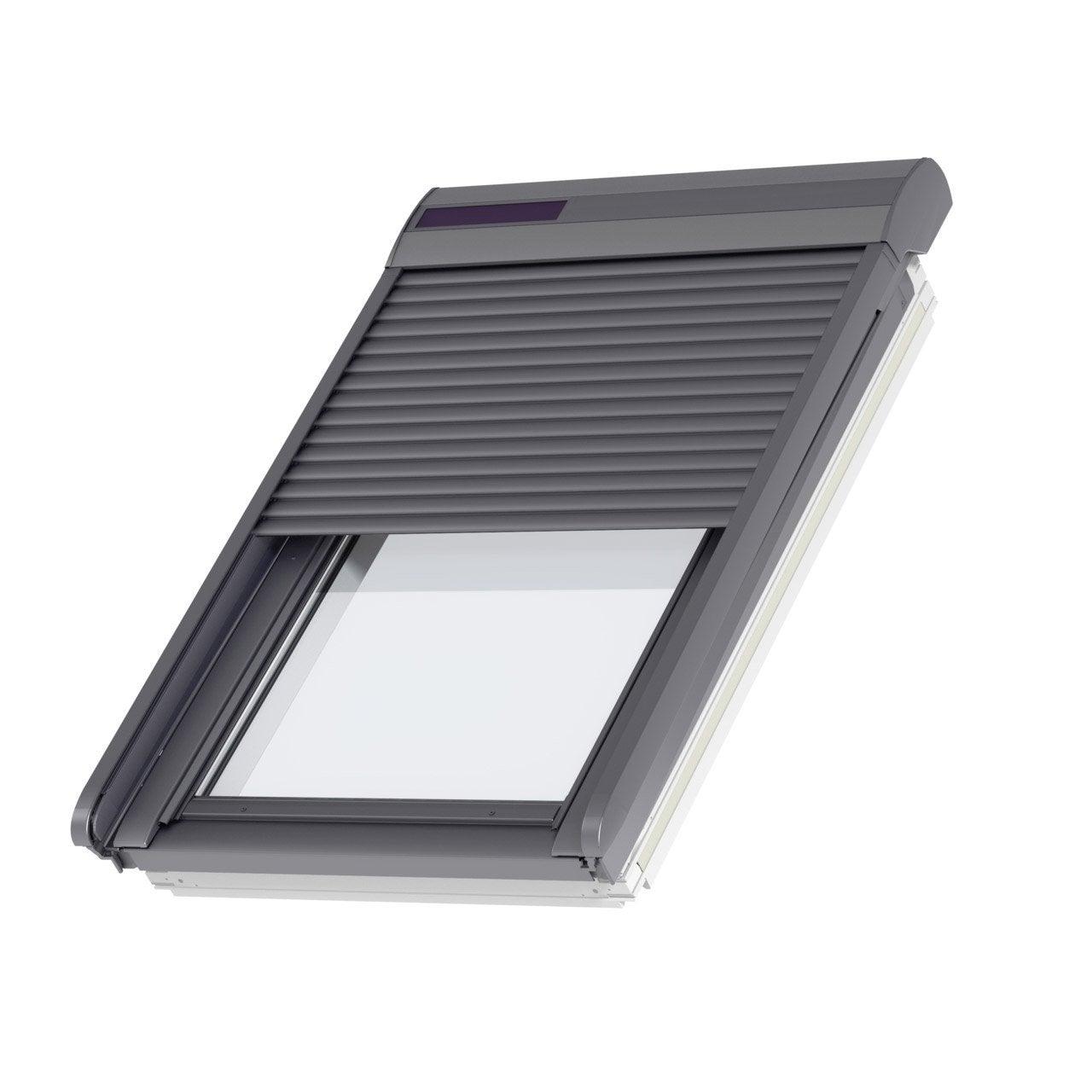 Volet Fenetre De Toit Roulant A Energie Solaire Velux Ssl Mk08