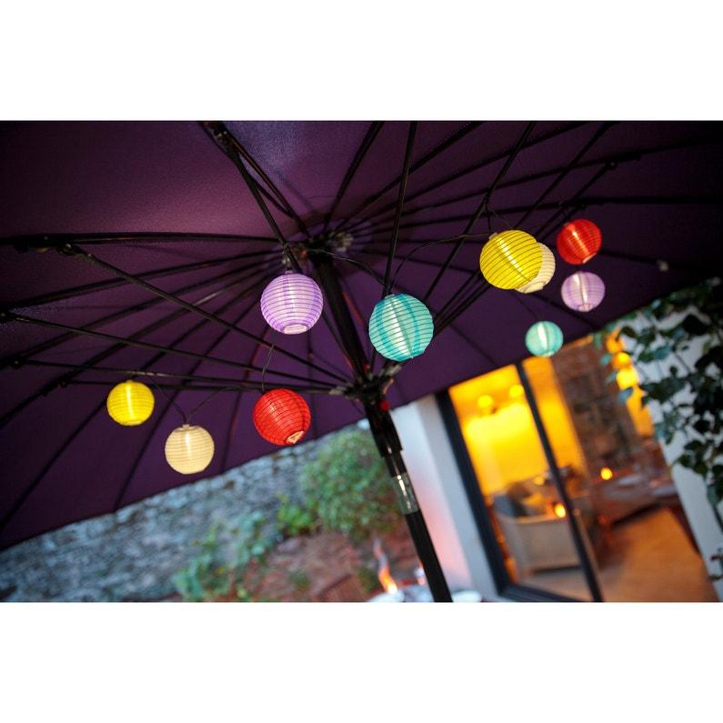 Lampe de jardin extérieur 2014487 LED intégrée multicouleur NORTENE